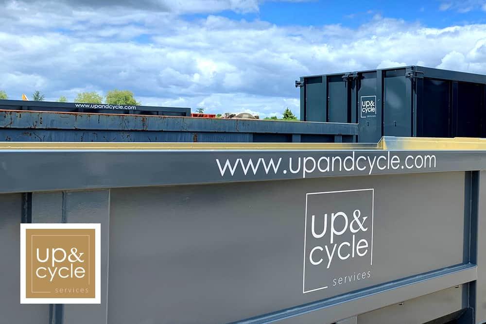 Up&Cycle complète son parc matériel